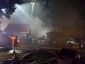 Gebäudebrand nach Blitzschlag - 15.07.18_11