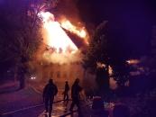 Gebäudebrand nach Blitzschlag - 15.07.18_4
